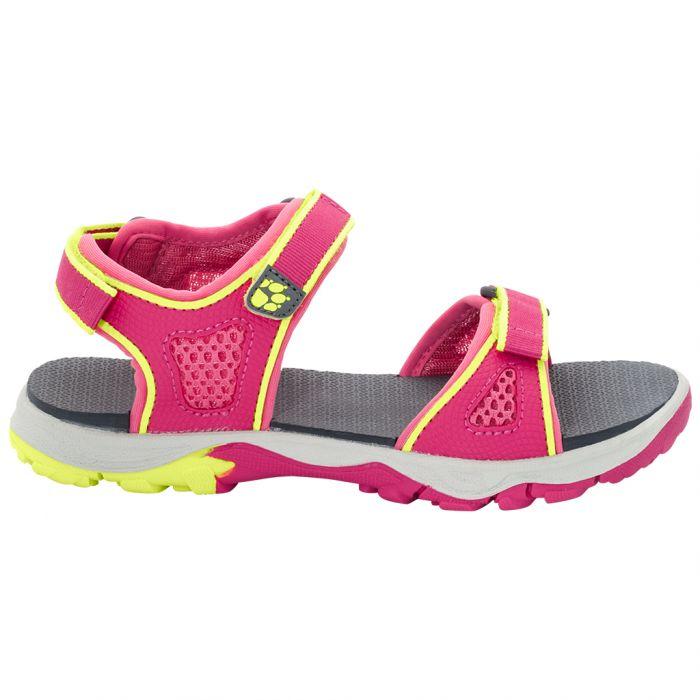 sportowa odzież sportowa najbardziej popularny sprzedawca detaliczny Sandały dziewczęce ACORA BEACH SANDAL tropic pink fioletowy ...