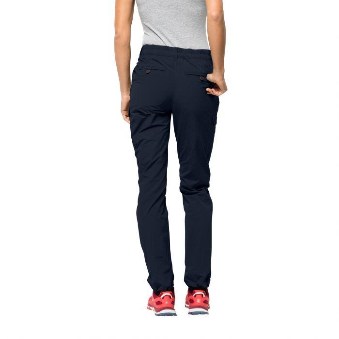 Damskie spodnie trekkingowe LAKESIDE PANTS W midnight blue