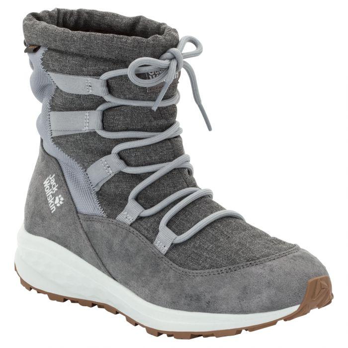 oficjalne zdjęcia specjalne do butów całkiem tania Buty na zimę damskie NEVADA TEXAPORE MID W grey / white
