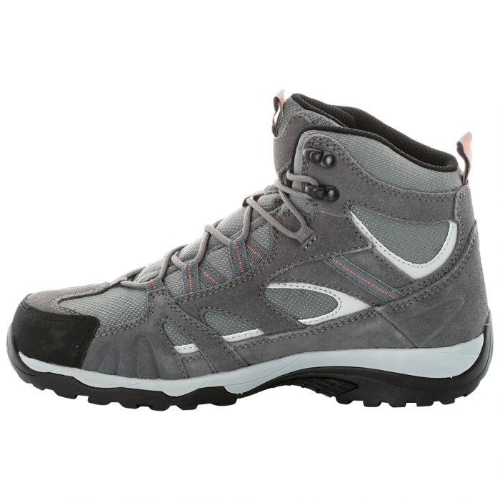 wyglądają dobrze wyprzedaż buty buty do biegania 2018 buty Buty VOJO HIKE MID TEXAPORE WOMEN grapefruit czerwony - Jack ...