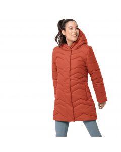 Płaszcz puchowy KYOTO COAT W saffron orange