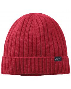 Czapka zimowa STORMLOCK RIP KNIT CAP red lacquer