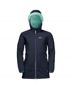 Płaszcz dla dziewczynki KISSEKAT COAT GIRLS midnight blue