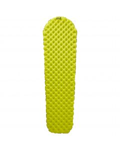 Materac trekkingowy TRAIL MAT AIR flashing green