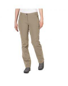 Spodnie DRAKE FLEX PANTS WOMEN sand dune