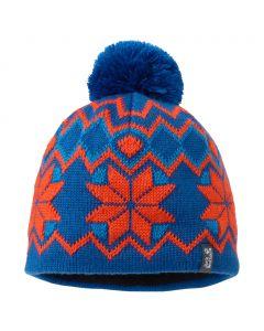 Czapka KIDS NORDIC POMPOM CAP classic blue