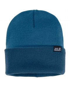 Czapka Jack Wolfskin  RIB HAT glacier blue