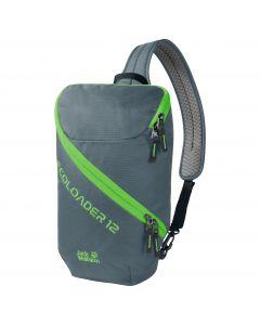 Torba - plecak miejski na jedno ramię ECOLOADER 12 BAG Storm Grey