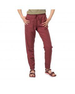 Spodnie damskie MOJAVE PANTS W auburn