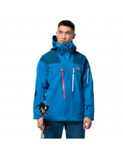 Kurtka narciarska męska SOLITUDE MOUNTAIN JACKET M Blue Pacific