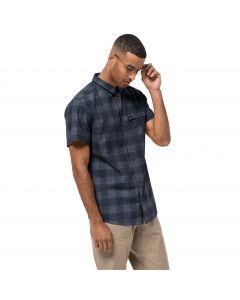 Koszula męska HIGHLANDS SHIRT M night blue checks
