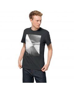 Koszulka męska MOUNTAIN T M Black