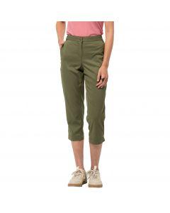 Spodnie damskie SENEGAL PANTS W delta green
