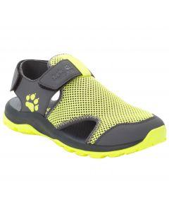 Sandały dla dzieci OUTDOOR WATER ACTION SANDAL K ebony / lime