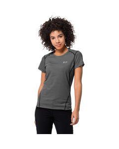 T-shirt damski SKY FLEX T W black