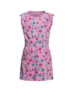 Sukienka dziewczęca LILY LAGOON DRESS pink tulip allover
