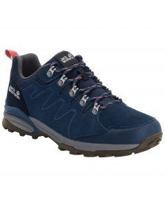 Buty hikingowe damskie REFUGIO TEXAPORE LOW W Dark Blue / Grey