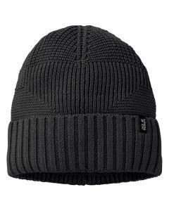 Czapka zimowa WOODS CAP Black