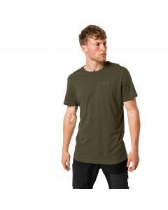 Męski T-shirt ESSENTIAL T MEN Bonsai Green