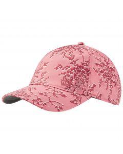 Czapka damska SONORA CAP rose quartz all over