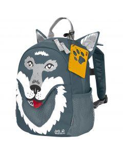 Mały plecak dziecięcy LITTLE JACK storm grey