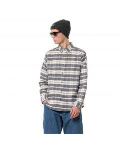 Męska koszula flanelowa NATURE TIME SHIRT M Phantom Checks