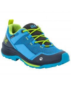 Buty dziecięce FORCE STRIKER VENT LOW K blue / lime