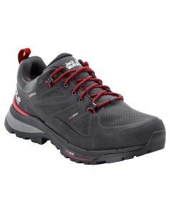 Buty w góry męskie FORCE STRIKER TEXAPORE LOW M phantom / red