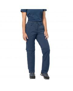 Spodnie softshell ACTIVATE LIGHT ZIP OFF WOMEN dark indigo