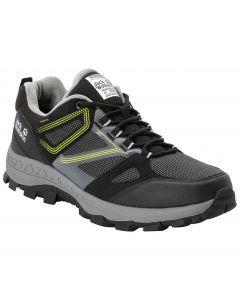 Buty męskie DOWNHILL TEXAPORE LOW M black / lime