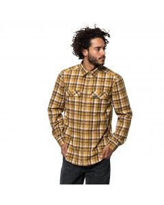 Koszula męska BOW VALLEY SHIRT golden amber checks