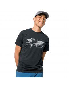 T-shirt męski JWP WORLD T M phantom