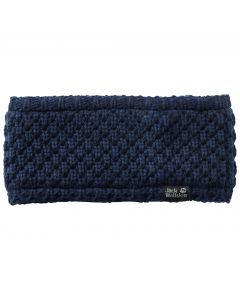Opaska na głowę HIGHLOFT KNIT HEADBAND WOMEN midnight blue