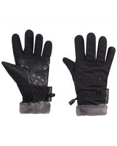 Rękawice dla dzieci SOFTSHELL HIGHLOFT GLOVE KIDS black
