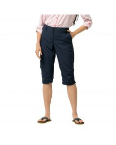 Spodnie damskie KALAHARI 3/4 PANTS WOMEN midnight blue