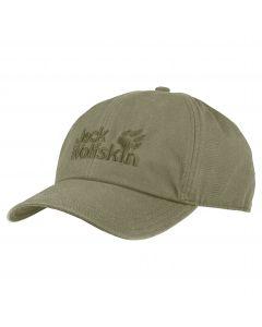 Czapka z daszkiem BASEBALL CAP khaki