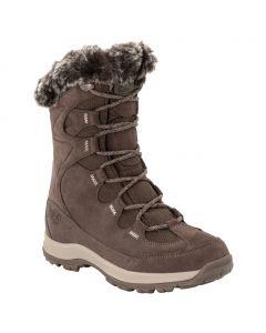 Damskie buty zimowe GLACIER BAY TEXAPORE HIGH W mocca / beige