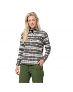 Damska koszula flanelowa NATURE TIME SHIRT W Phantom Checks