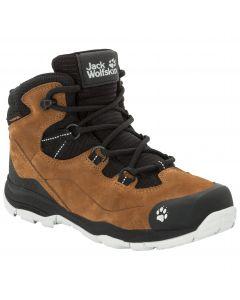 Buty trekkingowe dla dzieci MTN ATTACK 3 LT TEXAPORE MID K desert brown / black