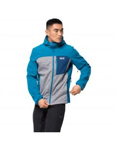 Softshell męski SKY PEAK SOFTSHELL M blue pacific