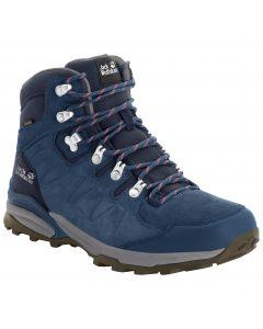 Buty na wędrówki REFUGIO TEXAPORE MID W Dark Blue / Grey