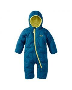 Kombinezon niemowlęcy ICE CRYSTAL OVERALL KIDS glacier blue