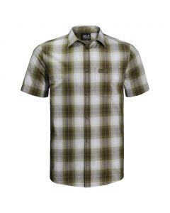 Koszulka HOT CHILI SHIRT M woodland green checks