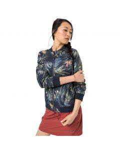 Kurtka damska TROPICAL BLOUSON W midnight blue all over