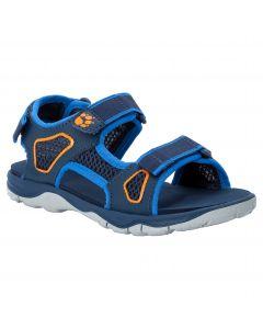 Sandały dziecięce TARACO BEACH SANDAL K blue / orange