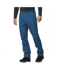 Spodnie zimowe męskie ACTIVATE WINTER PANTS MEN indigo blue