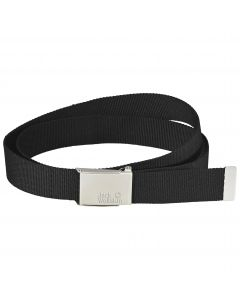 Pasek do spodni WEBBING BELT WIDE black