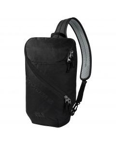 Torba - plecak miejski na jedno ramię ECOLOADER 12 BAG Ultra Black