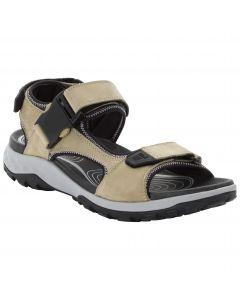 Sandały skórzane męskie ROCKY PATH LT SANDAL M khaki / grey
