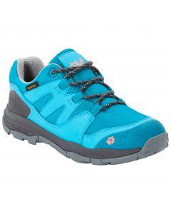 Buty na wędrówki dla dzieci  MTN ATTACK 3 TEXAPORE LOW K turquoise / coral